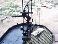 PSE Carrera compound bow, draw length is at , 29inches,