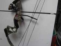 PSE compound Bow like new. $200.  Location: