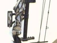 "PSE COMPOUND 44"" BOW HUNTING ARCHERY CAMO COLORED"