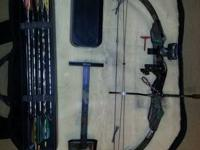 I have a PSE fire air travel for sale. Its an old bow