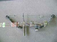I AM SELLING MY PSE FIRE-FLITE BOW , IT IS LIKE NEW