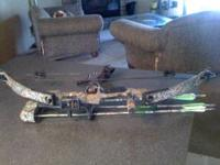 getting rid of my PSE nova compound bow. it was bought