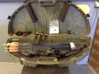 PSE NOVA COMPOUND BOW IN GREAT CONDITION COMES WITH