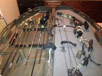 I have a PSE PRO SERIES bow  This is a great bow  Comes