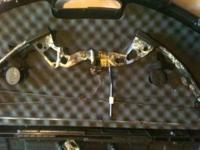 I have a PSE triton Compound bow, My huntin season is