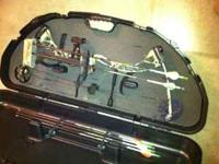 Couple years old brand new condition. PSE compound bow.