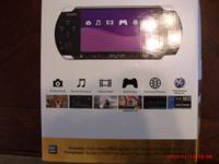I have a black psp 3000 for sale. It works perfect.