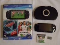 I am selling a gently used Sony PSP 3000 Limited