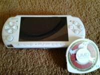 Offering my PSP, works great just needs a brand-new
