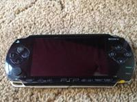 Sony PSP in great condition and case included. No