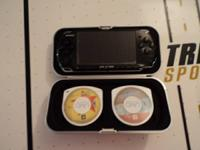 PlayStation Portable. Almost brand-new condition. Got