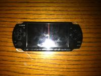 I have a PSP I'm selling, in very good condition.