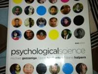 Psychological Science -Third Edition -Author: Micheal