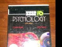 I have a 9th ed. Psychology book by: Carole Wade . If