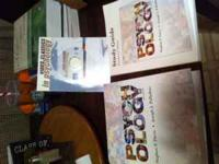 Psychology Book, Study Guide and Disc. Hocking College,