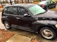 Very very nice 2002 fully loaded Chrysler PT Cruiser