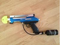 PT-Extreme Paintball Marker, short-range tactical
