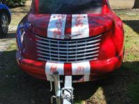 Selling my PT Trailer. Looks like a real PT Cruiser.