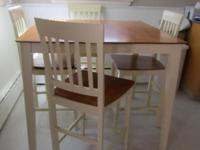 Type:Dining RoomType:TablesExcellent condition/ beige/