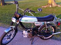 Puch Magnum MK2 moped, a rare find in this good of