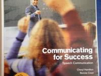 Communicating For Sucess Author : Hamilton  2nd