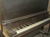 I have a antique Pullman piano in good condition just