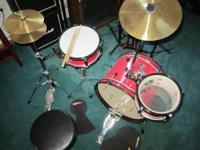 Pulse Drum Set - We likewise have the rubber pads to