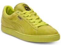 Constructed with nubuck upper with soft suede overlays,