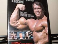 Pumping Iron 25th Anniversary Edition DVD Excellent