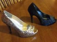 Pumps Size 6 - $20.00 each or all 4 pair for $65.00