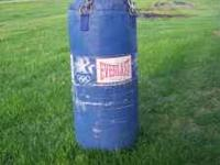 I have a punching bag with chain. Asking $20 or make me