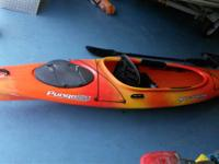 I have a 12' Wilderness System Kayak for sale. This