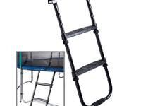 Our Pure Fun Trampoline Ladder helps you climb aboard
