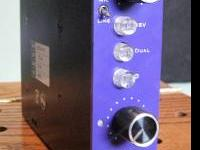 I'm selling a Purple Audio Biz MK Microphone Preamp.