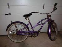 Purple Dyno Deluxe Bicycle ***Limited Edition Thick