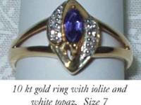 I have a size 7 ladies' ring that I need to sell. The