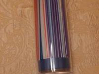 For sale purple straw container  Asking $1  Please