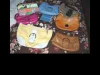 Several Coach Purse and 1 Dooney & Bourke. Sold as a
