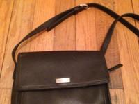 Nine West- great condition-$20 Black purse- very good