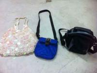 Asking $5 for each purse all in good condition. Ladies