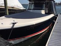 This 2012 Pursuit ST 310 makes for a boat that is