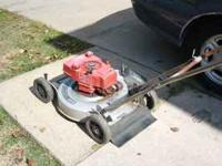 Craftsman push mower for sale. Not quite sure what is