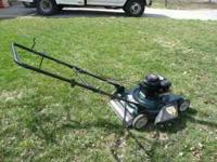 PUSH MOWER...NO BAG...WORKS GOOD $45....CALL  Location: