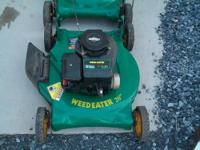 I have 4 push mowers for sale at this point, more to