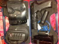 I have a nice px4 storm Beretta. 40 Cal with case