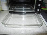 Hi  Selling Pyrex Glass Tray (ovenware) for $10 OBO  If