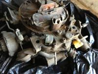 For sale  carburetor, old Q-jet. Came off 1979 Camaro