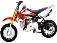 Coolster 110cc Fully Automatic Dirt Bike. Year 2013.
