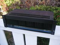 I am offering your choice of a QSC 1200 or a QSC 1400
