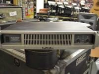 Up for sale is a QSC PLX-3602 professional power amp.